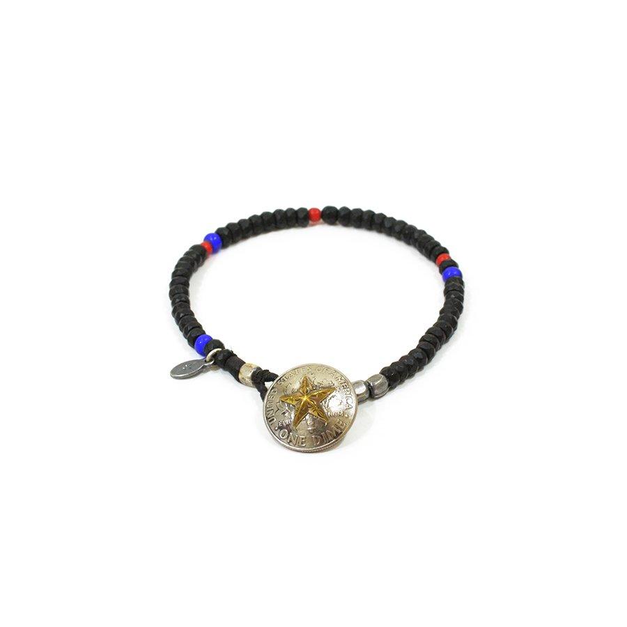 AMP JAPAN 15AHK-417 Star Dime Concho Beads