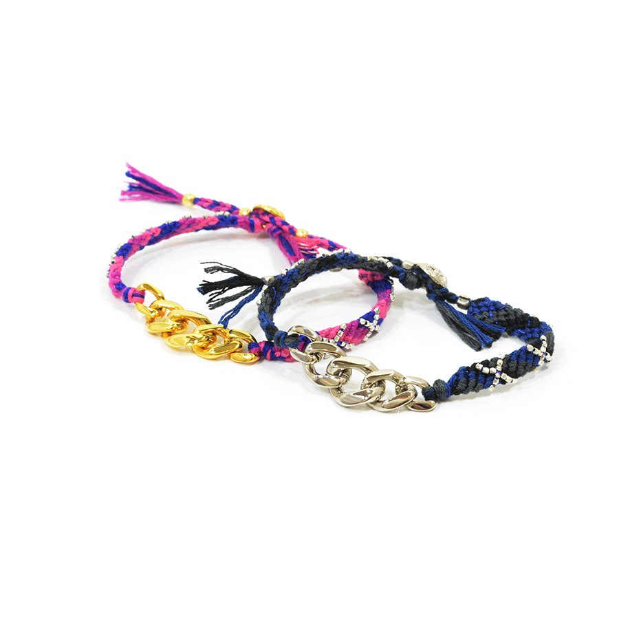 AMP JAPAN 14AH-460 good luck bracelet