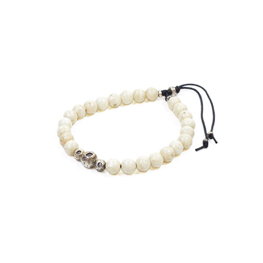 AMP JAPAN 14AH-412 hallmark bracelet -river stone-
