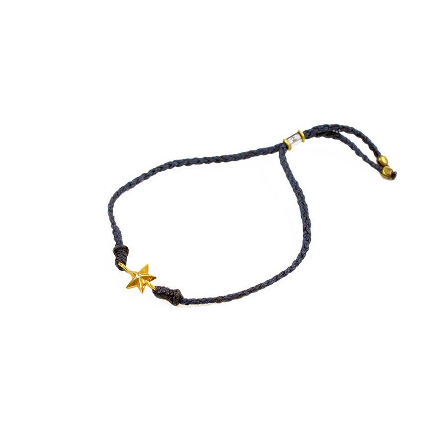 AMP JAPAN 13AH-260 star charm Bracelet