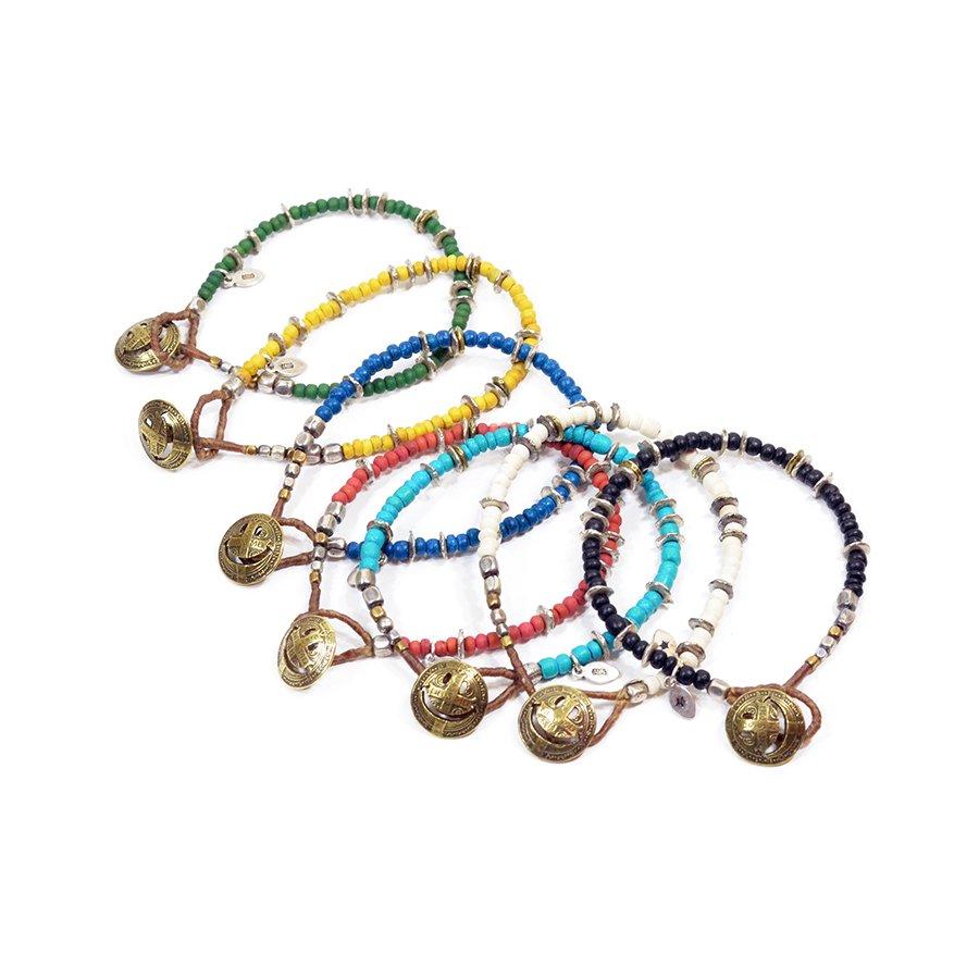 AMP JAPAN 14AHK-401 coconut beads Bracelet