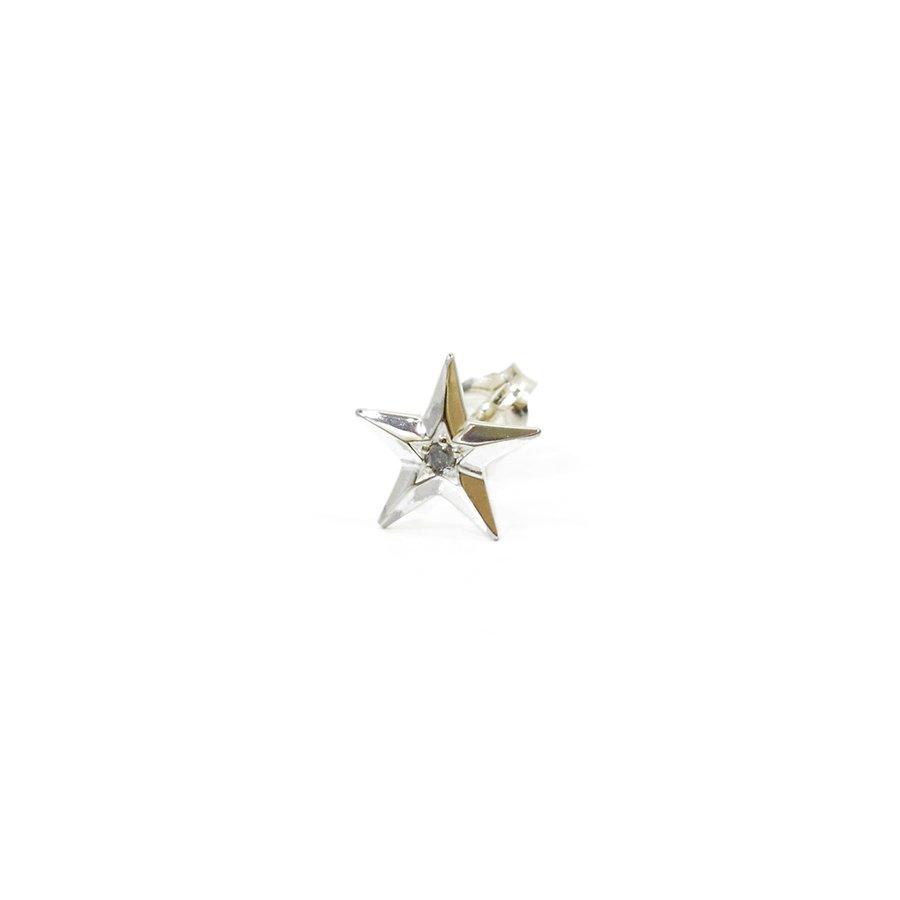 AMP JAPAN 14AO-840 carbone diamond star pierce