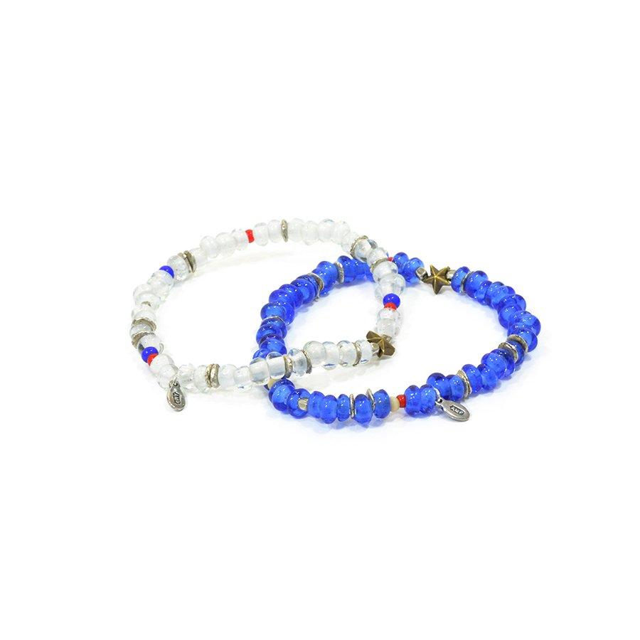 AMP JAPAN 16AHK-446 Foam Glass Beads Bracelet