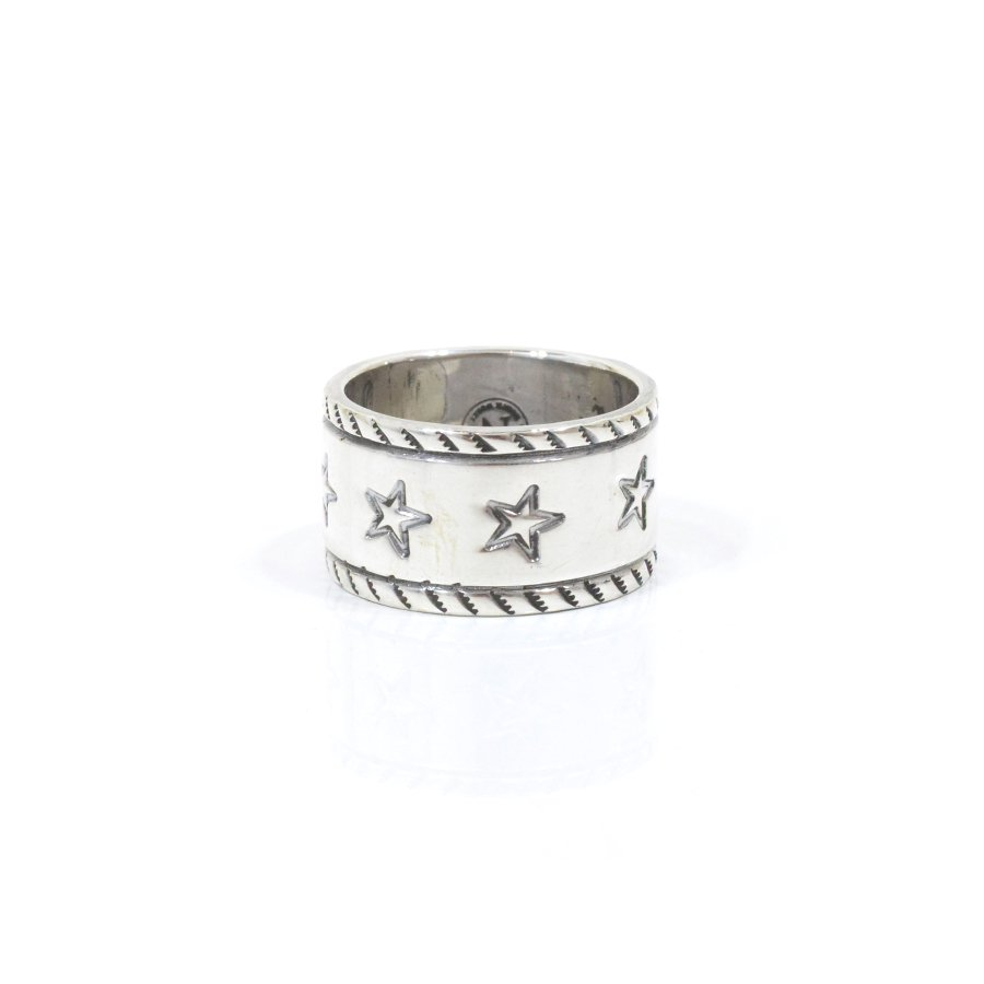 NORTH WORKS W-053 900Silver Stamp Ring