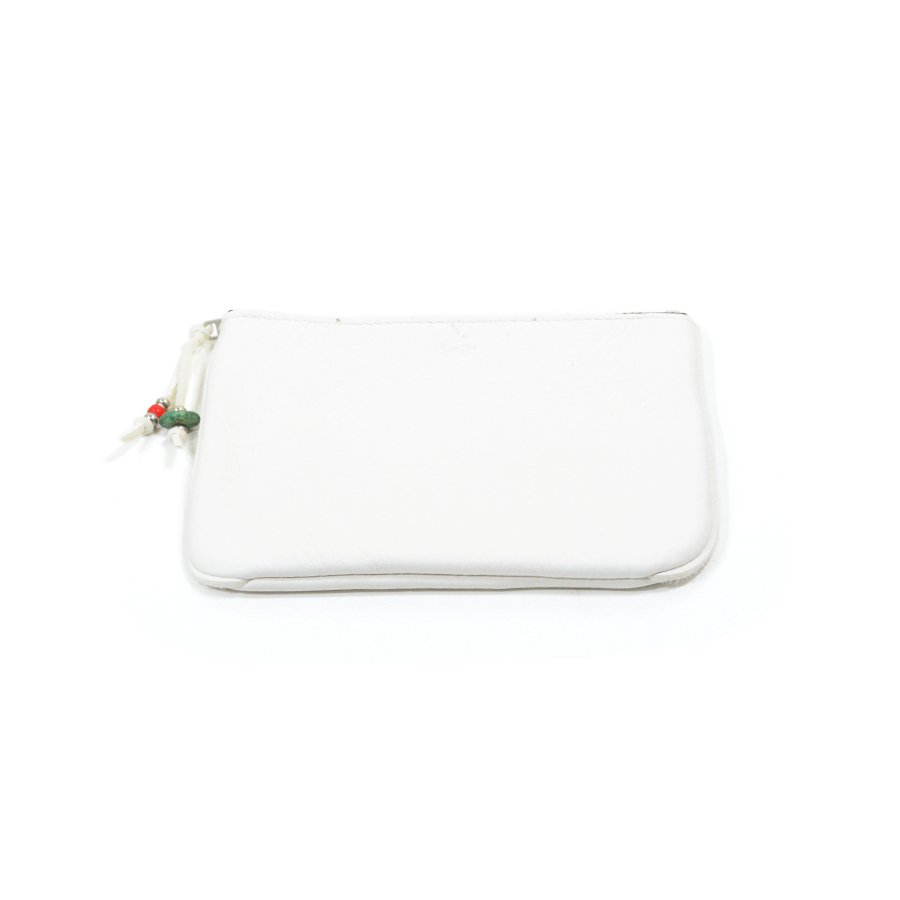 Sunku SK-132 WHITE DEER LEATHER WALLET