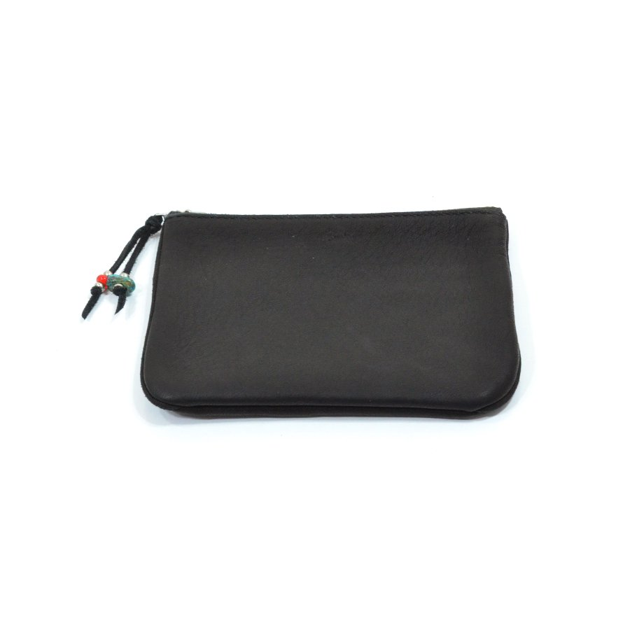 Sunku SK-132 BLACK DEER LEATHER WALLET