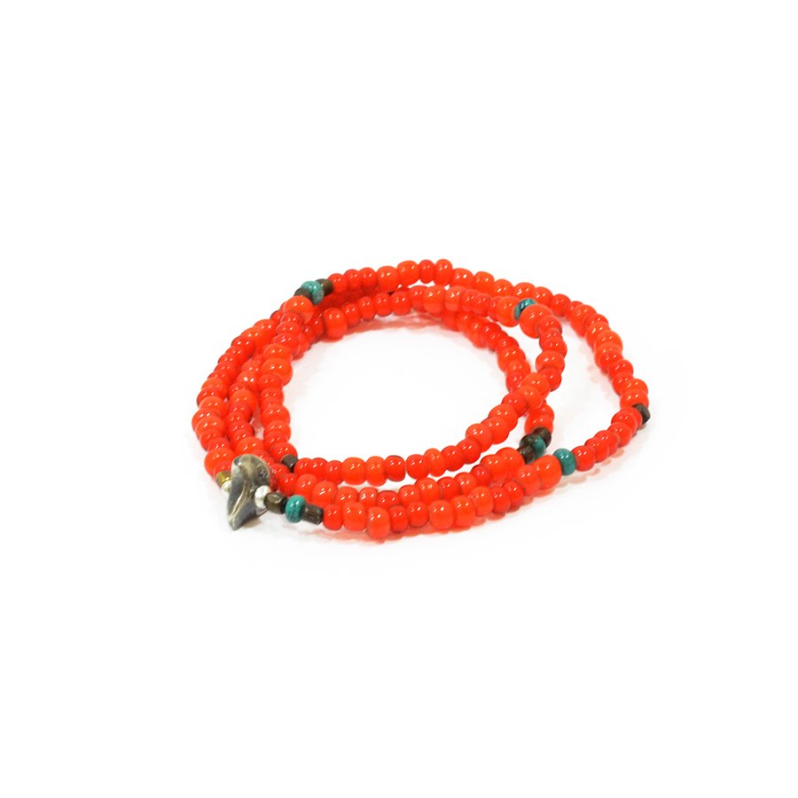 Sunku LTD-008 Antique Beads Necklace & Bracelet