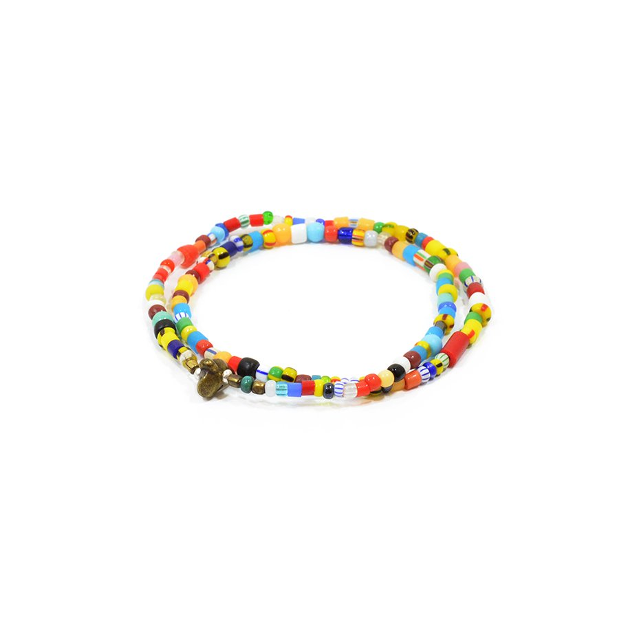 Sunku SK-023 Christmas Beads Anklet & Necklace
