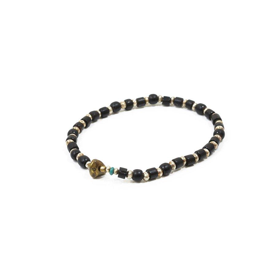 Sunku LTD-026 Antique & Silver Beads Anklet
