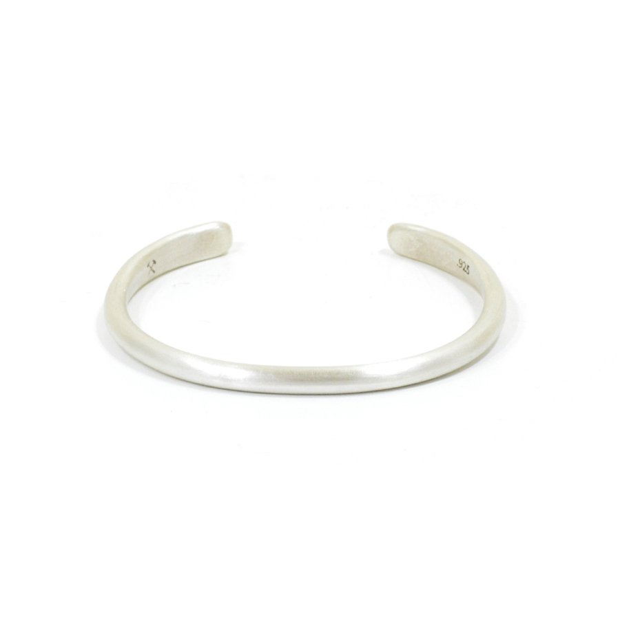 STUDEBAKER METALS CHAMPION CUFF SILVER/BRUSHED