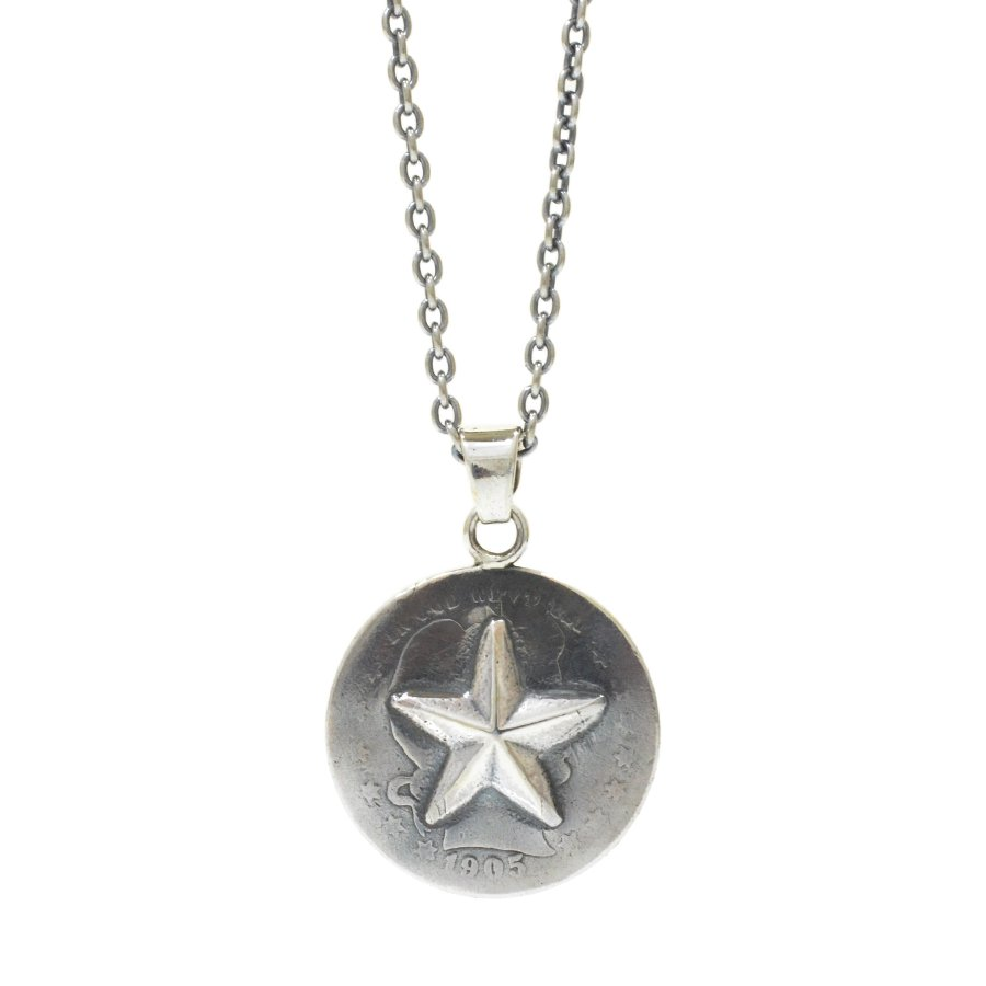 NORTH WORKS N-511 25¢ One Star Necklace