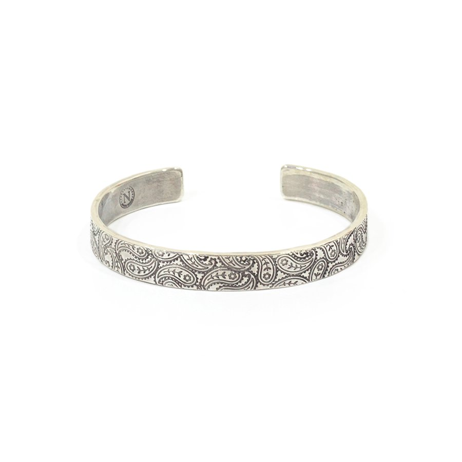 NORTH WORKS W-219 Stamped bangle
