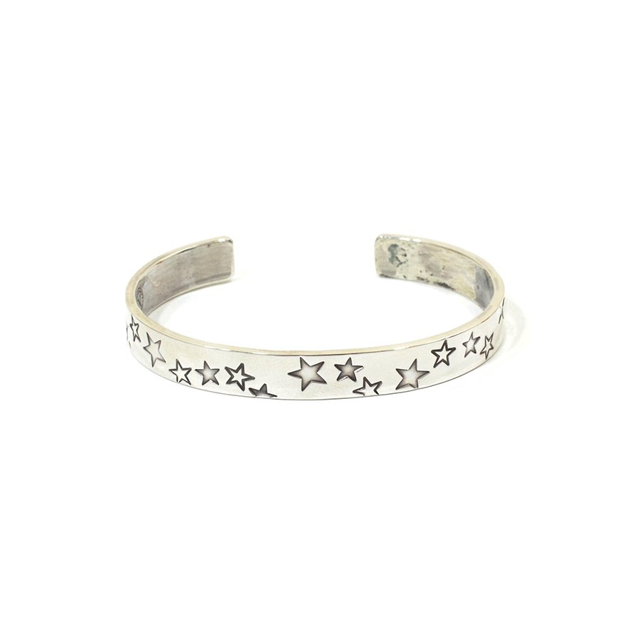 NORTH WORKS W-217 Star Stamped bangle