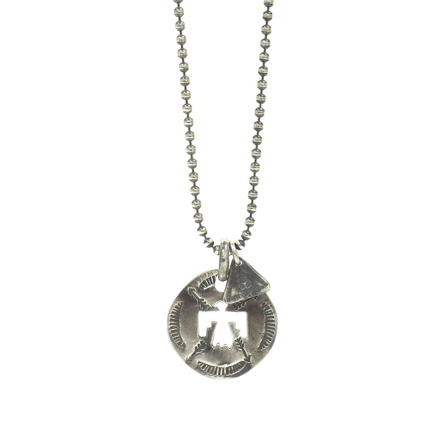 Sunku SK-094 Cut Plate Necklace