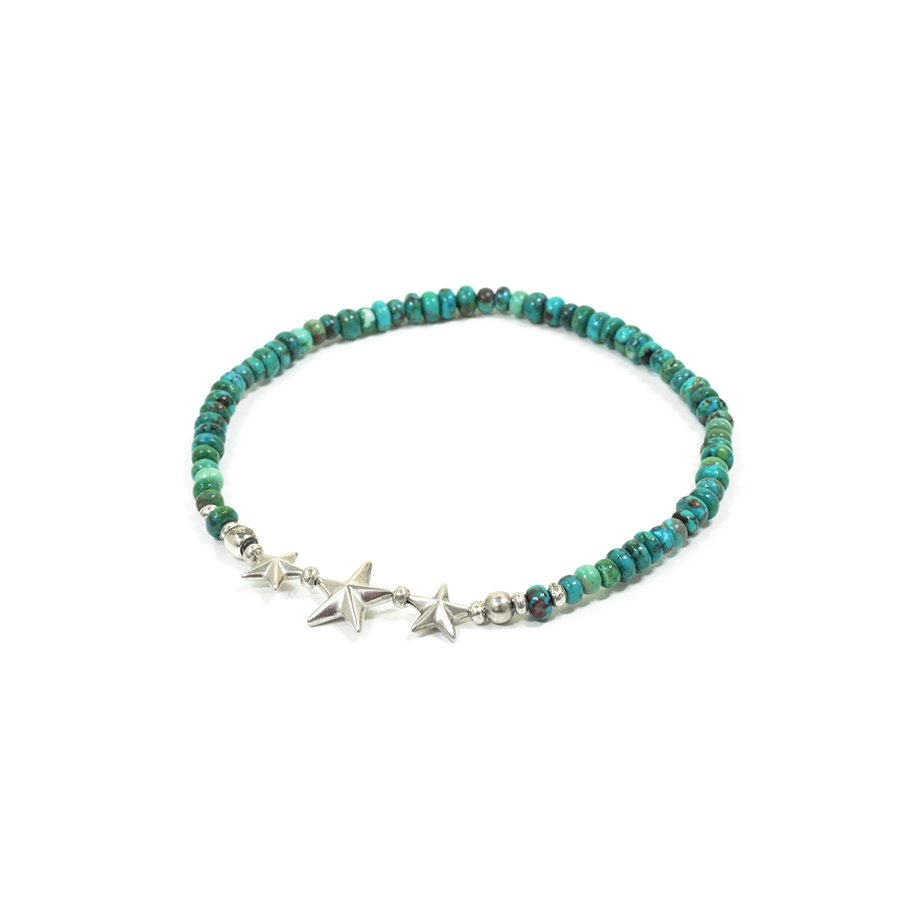 Sunku SK-144 TUQ Star Beads Anklet