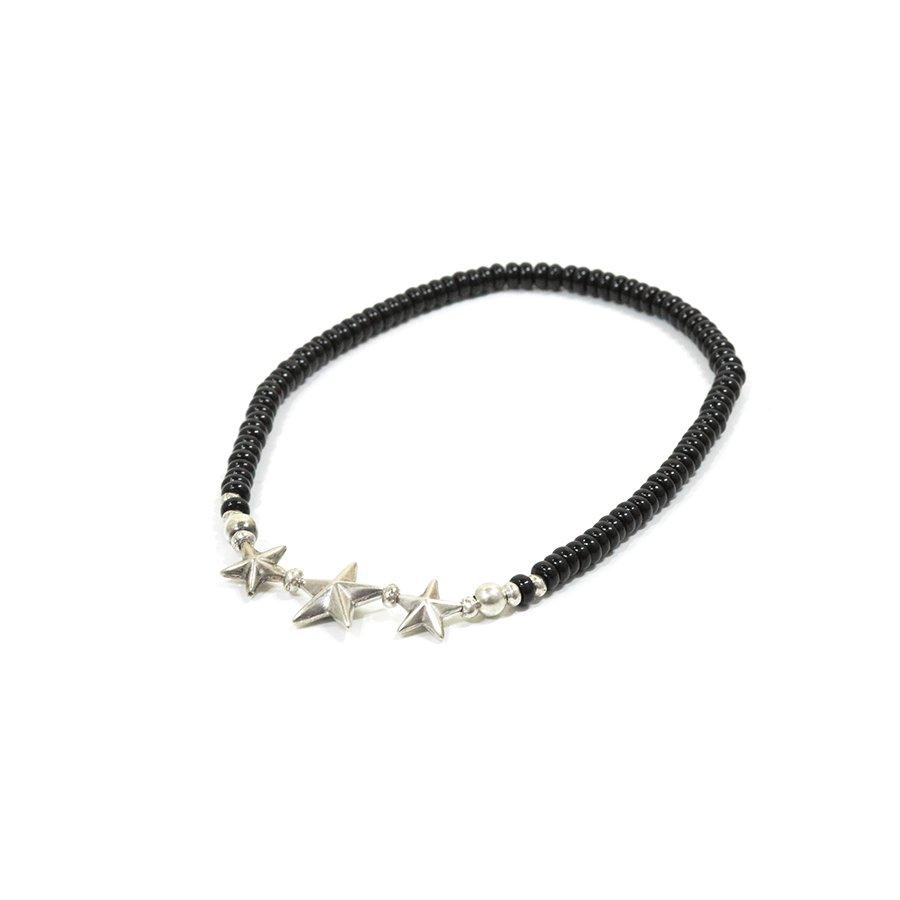 Sunku SK-144 ONX Star Beads Anklet