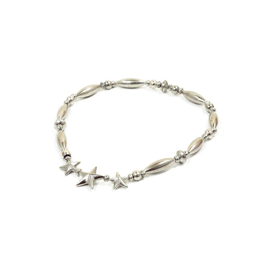 Sunku SK-145 Star Beads Anklet