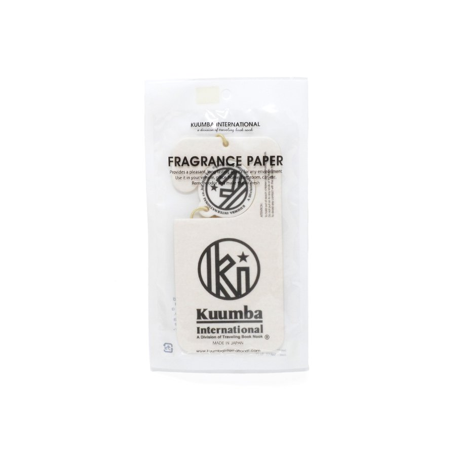 KUUMBA INTERNATIONAL FRAGRANCE PAPER WH