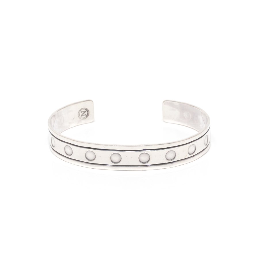 NORTH WORKS W-312 Stamped Bangle