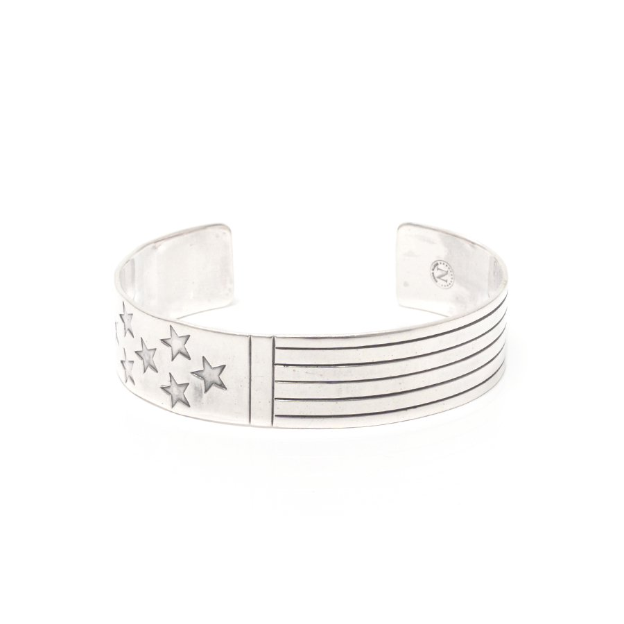 NORTH WORKS W-313 Stamped Bangle