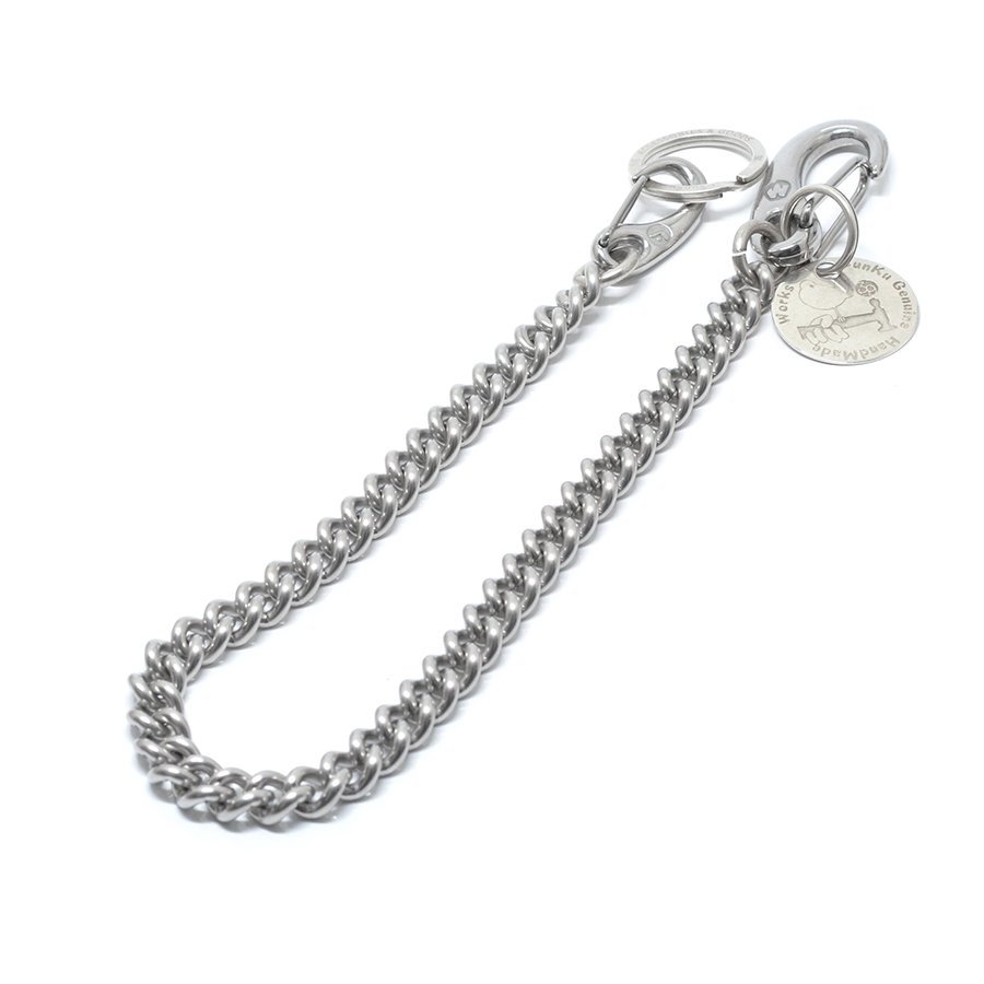 Sunku SK-240 / 45cm Stainless wallet chain