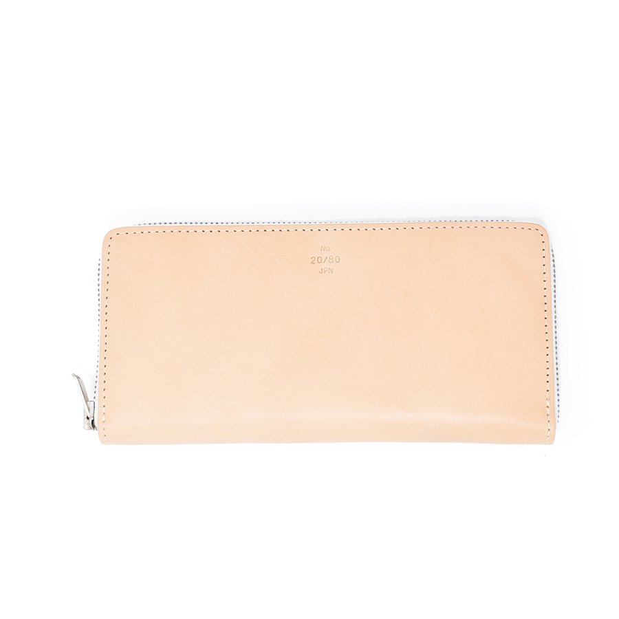 20/80 W025 TOCHIGI LEATHER LONG ZIP WALLET