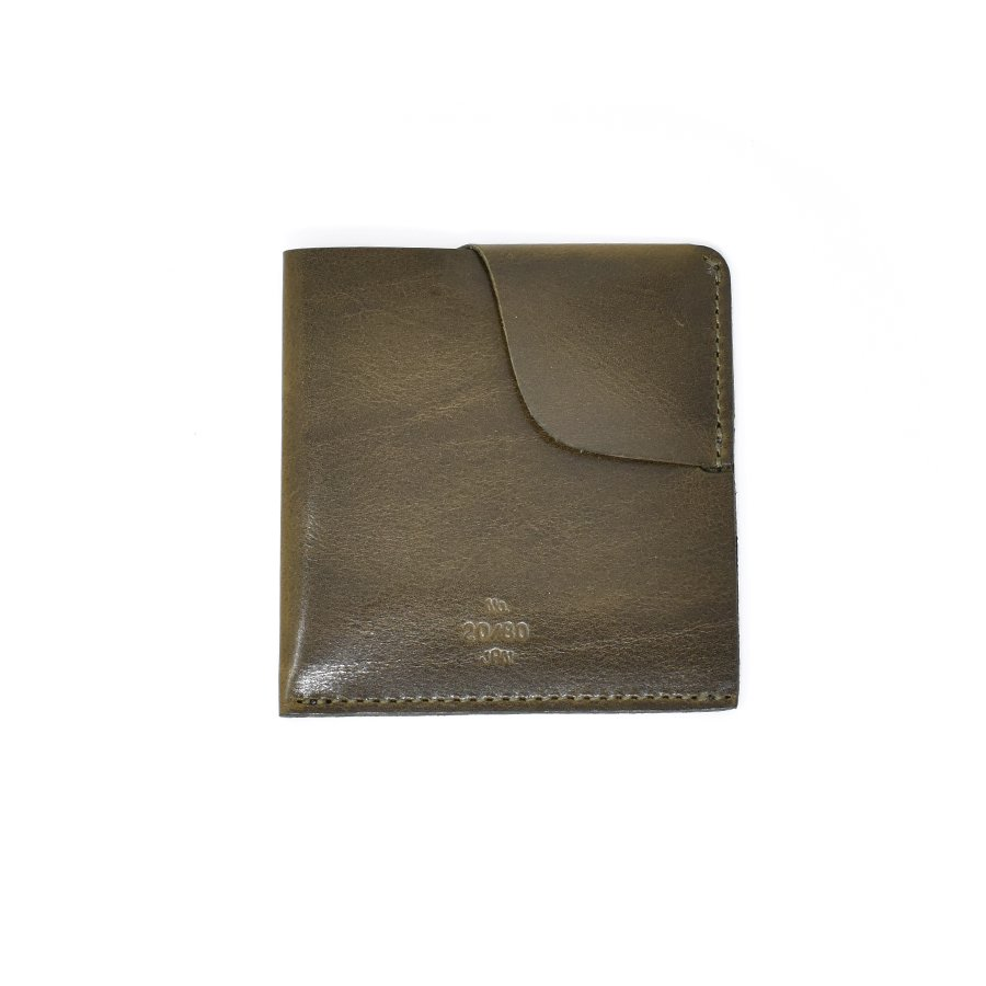 20/80 CH001 KIP LEATHER CARD & BILL HOLDER