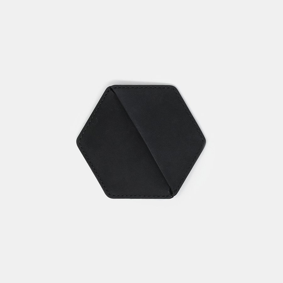 sugata 小銭入れ(六角) | 平らな立体