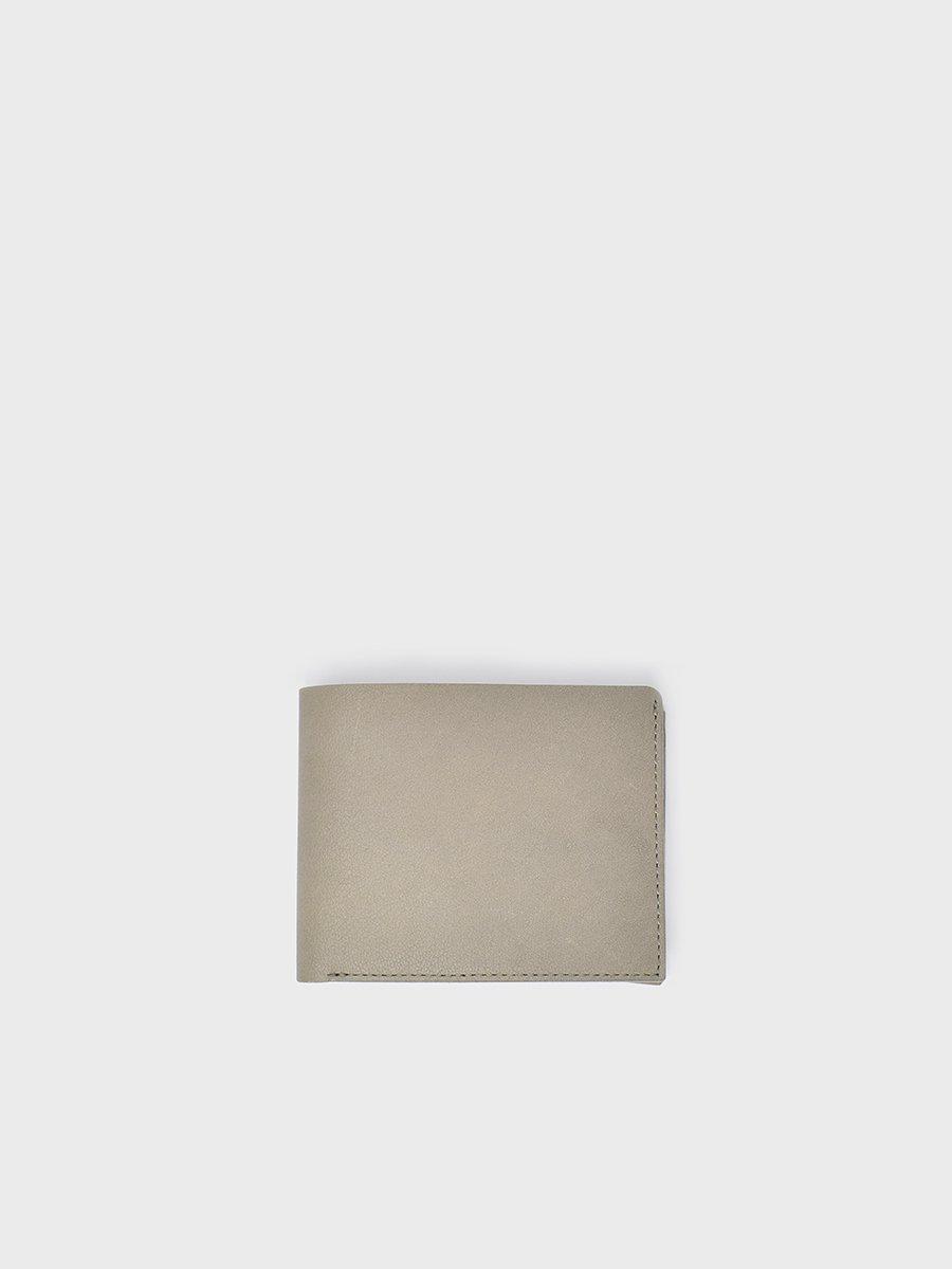 sugata 二つ折り財布 | 収める納まる GRAY