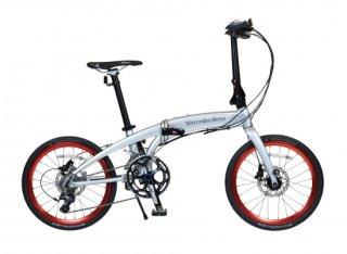 20型 20段変速付折り畳み自転車/MB-20FD-EX20 【参考上代:260,000円(税別)】