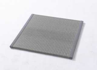 Igusa Floor Tatami|NA×GY<br>無染土フロア畳|グレー