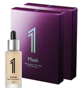 SET C(1Serum & 1Mask)