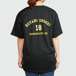 テンプレートTシャツB (裏印刷) 1枚〜