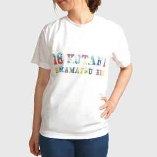 テンプレートTシャツC (表印刷) 1枚〜