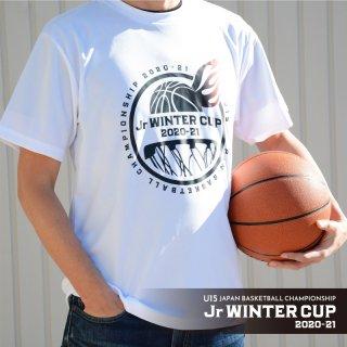 Tシャツ(ジュニアウインターカップ大会記念)