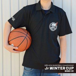 ポロシャツ(ジュニアウインターカップ大会記念)