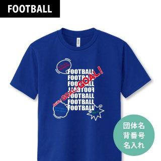 <img class='new_mark_img1' src='https://img.shop-pro.jp/img/new/icons15.gif' style='border:none;display:inline;margin:0px;padding:0px;width:auto;' />テンプレートTシャツ【サッカー/28-6】 1枚〜