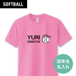 <img class='new_mark_img1' src='https://img.shop-pro.jp/img/new/icons15.gif' style='border:none;display:inline;margin:0px;padding:0px;width:auto;' />テンプレートTシャツ【ソフトボール/29-7】 1枚〜