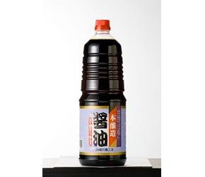 本醸造醤油 1.8L