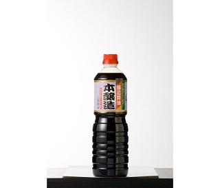 本醸造醤油 1L