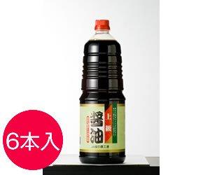 上級醤油1.8L6本入