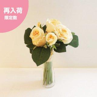 ★sweet掲載商品★ ローズブーケLED/イエロー