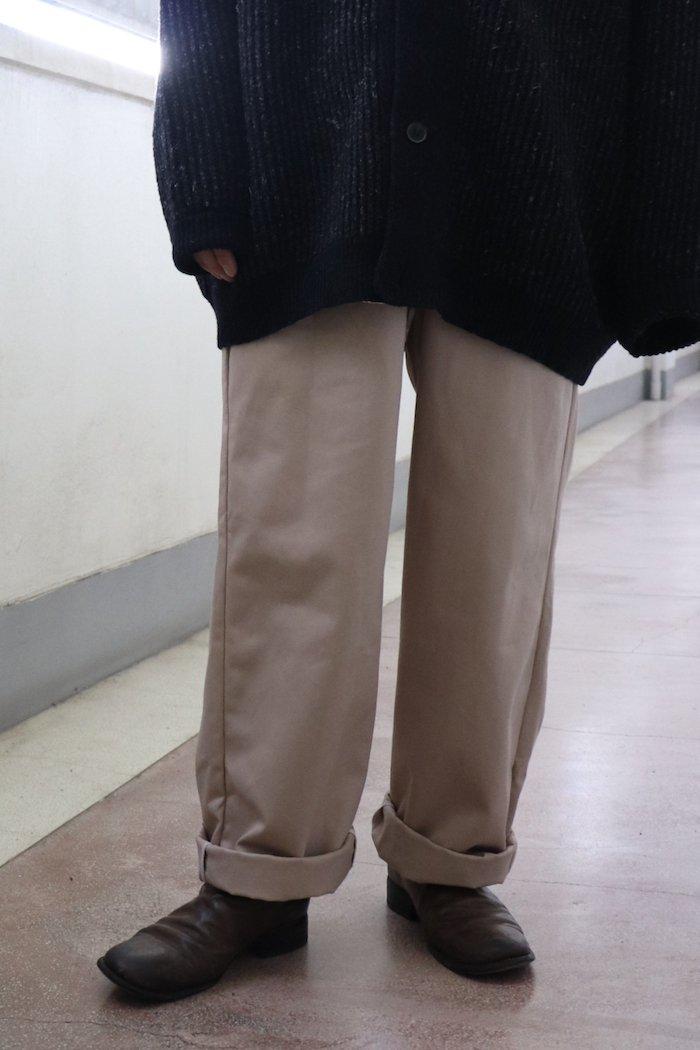 VENTURA / Foreman 【Drawstring Trousers】