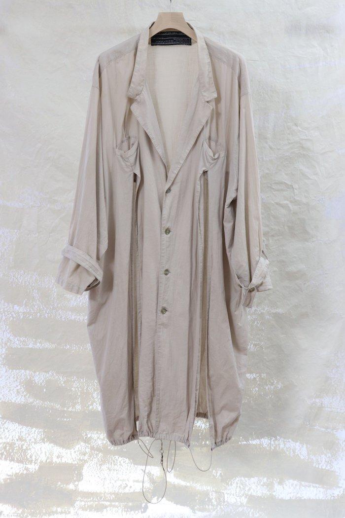 fabrics interseason archive 【 Slash shirt 】