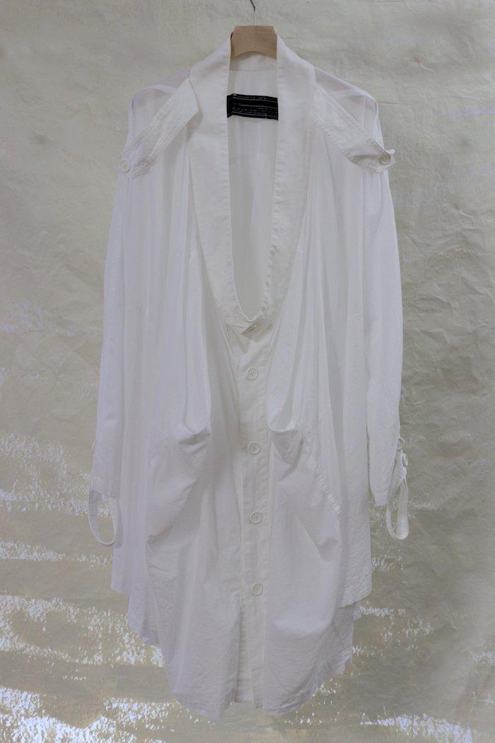 fabrics interseason archive 【 Front drip shirt 】