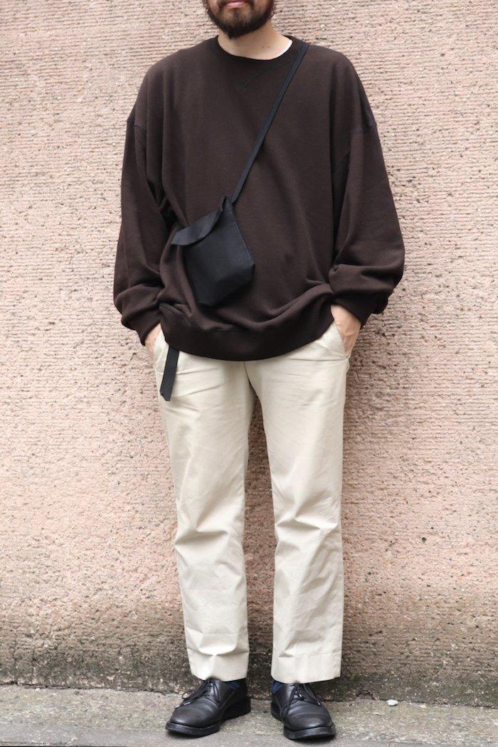 jonnlynx【 urake pullover / Brown】