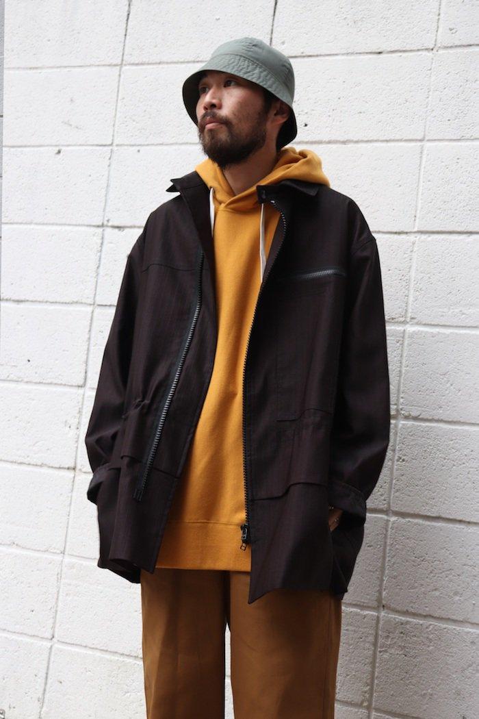 jonnlynx【 urake hoodie / Mustard】