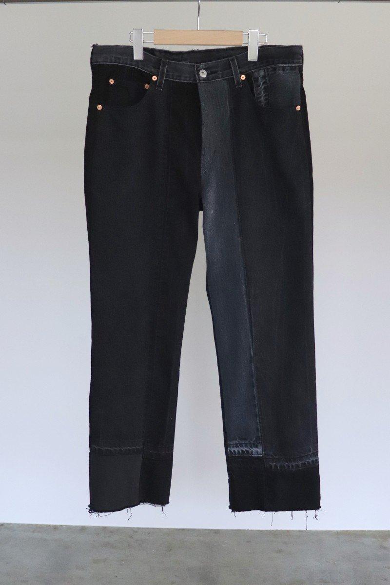 jonnlynx【 Reproduct Denim / Black-A / size34  】
