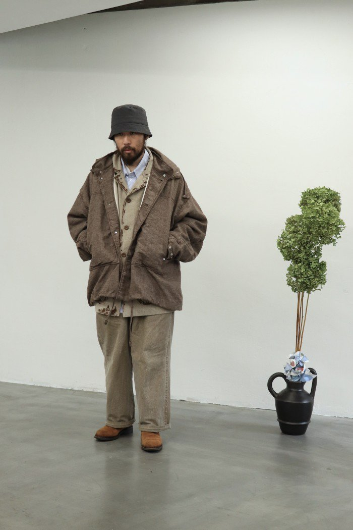 ISSUETHINGS  【 Exclusive Type3 / BROWN】