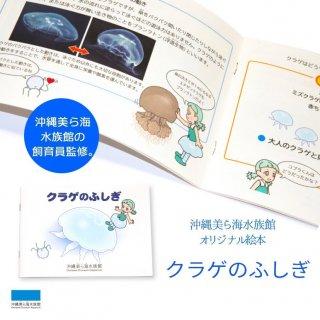 沖縄美ら海水族館オリジナル * 絵本 クラゲのふしぎ *